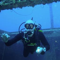 Superior Producer Shipwreck, Curacao